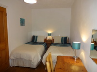 Bedroom at Ramblers Cottage self catering accommodation Bowness on Windermere