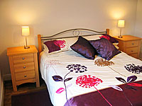 View of bedroom at Ramblers Cottage Bowness